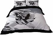 LHKAVE Star Wars The Movie Bedsheet Set Funda