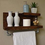 LIMING-Toallero Towel Rack - Estante de Toalla de