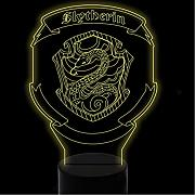Lkfqjd 3D Led Creativo Nightlight Serpiente