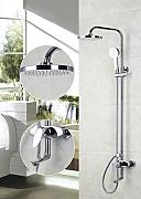 Luxurious shower Cromo 53701 Baño Ducha de pared