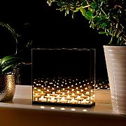 Maison & White Infinity Tea Light - Espejo para