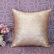 Martinad Lentejuelas Bling Throw Pillowcase