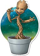 Marvel Guardianes de la Galaxy Maceta Groot Pared