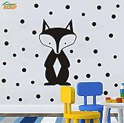 Mbambm Cartoon Animal Pegatinas de Pared Super