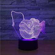 Mbambm Creative Nightlight Led 7 Colores Vision