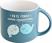 Mr. Wonderful WOA09277ES Taza, Multicolor