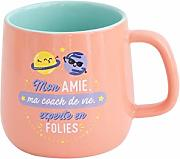 Mr. Wonderful WOA09828FR - Taza, Multicolor