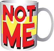 Not me 330 ml taza dd485