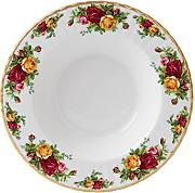 Old Country Roses by Royal Albert 24 cm Rim Soup
