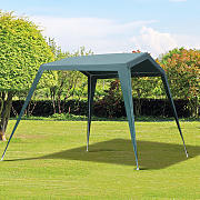 Outsunny® Carpa Desmontable Impermeable Carpa