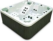 PACIFIC 50 Mueble Creek + Jets inoxidables + Barra
