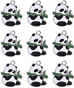 Panda Charms Colgantes Joyería Making Crafting