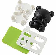 Party Home Breakfast DIY Cookie Cutter Panda