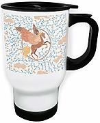 Pegasus, The Horse With Wings Taza de viaje