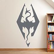 Pegatinas De Pared Dragonborn For Kids Rooms