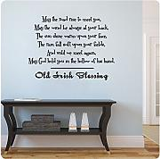 pegatinas de pared vinilo Wall Sticker quotes Old