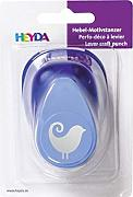 Perforadora Azul 22mm - Birdie, perforadora de