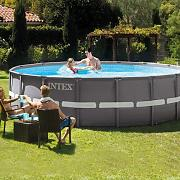 Piscina Desmontable Redonda Intex - Ultra Frame -