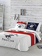 POLO CLUB Funda Nórdica + Almohada BERVERLY HILLS