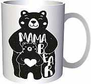 Proud Mama Bear With Her Cub 330 ml taza ff751