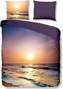 Pure Funda de edredón 6069-M Sunset 140x200/220