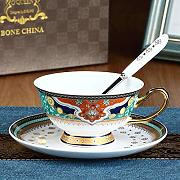 qingci Bone China Cup U0026 Platillo Taza De Té