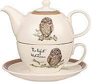 Queens Churchill China Country Pursuits Tea for