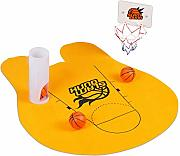 Relaxdays Set Mini Canasta Baloncesto con 3