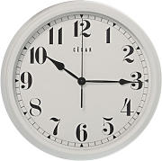 Reloj De Pared Serif - Trends Home Selection