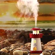 Renfengchui Lighthouse Automotriz Humidificador De