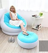 RGLRSF ZHDC® Puf, Sofá inflable Dormitorio