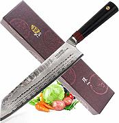 "RING D Clever knife 8.5""- Acero Inoxidable"