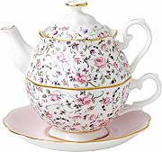 Royal Albert Party RSECON Tea for One