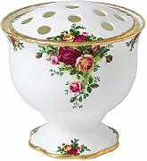 Royal Albert Rose - Cuenco (porcelana, 14 cm),