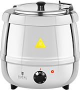 Royal Catering Olla eléctrica - 10 L - 400 watt -