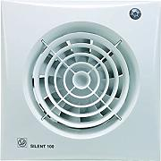 S & p silent-100 - Extractor bano silent-100-cdz