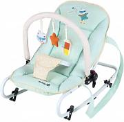 Safety 1st Hamaca mecedora para bebés Koala Pop Hero azul 2822261000