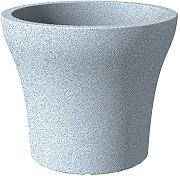 Scheurich 55386 0 - Maceta, color gris