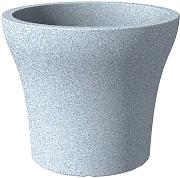 Scheurich 55387 0 - Maceta, color gris