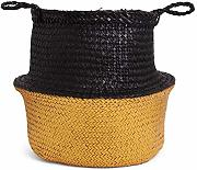 SENZA 24184 Belly Basket - Gorra, Color Negro y