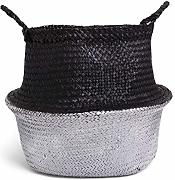 SENZA 24185 Belly Basket - Gorra, Color Negro y