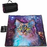 Singledog Manta de Picnic Proud Cat con Space