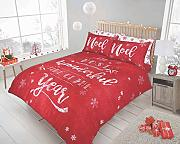 Sleepdown Christmas Chalk Board Red Juego de