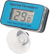 Sonline LCD Termometro Digital Impermeable Sumergible para Acuario