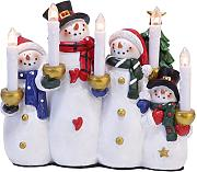 Star 269 - 05 Snowman & Co candelabro 5 luces
