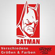 Sticker Genie Batman - Pegatina para Pared (16,2 x