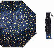 SUP-MANg Mini Compact Sun Rain Umbrella -