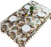 Tablecloth Home Mantel de Flores, paño Arte