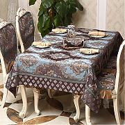 Tablecloths ES Europeo Mantel,Alfombra Rectangular