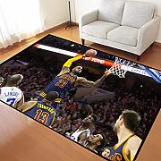 TAPESTRYDA NBA Baloncesto Kobe James Curry